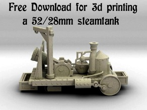Dwarf Steam Tank