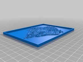 Space Wolves Lithopane