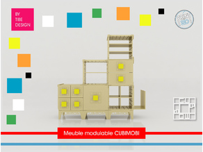 Cubimobi modular furniture
