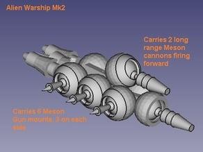 Alien Meson Gunship Mk2