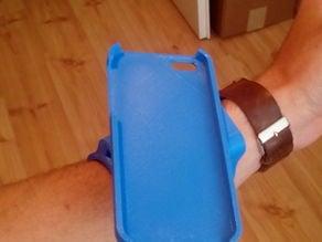 iphone 5 wrist mount
