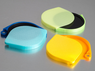 Customizable Lens Filter Case