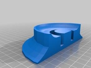 Lego Toilet Roll Holder Hat