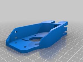 Easy open/close belt Extruder for 1.75