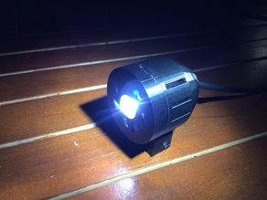 LED bike / trailer light