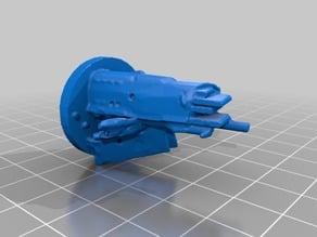 ROBOTECH Inherit the Stars RRT Strategy GAME PIECES The DRIFT Terrain Marker