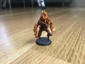 Gloomhaven Flame Demon