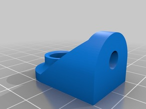 Ender-3 Z Axis Rod Support