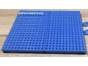 PCR rack for 0.2 ml tubes