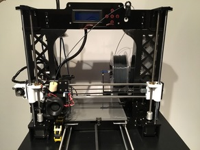 Anet A8 ultimate frame stabilizer (Crane edition)