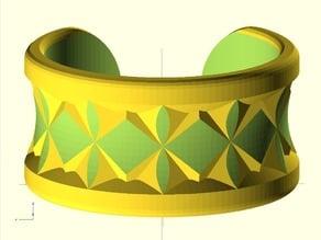 Knurled Bracelet No2