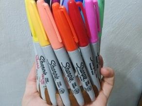 16 Sharpie Pens Stand v1.2