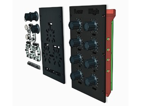 Modular Synth Panels