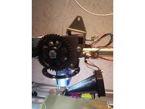Exstruder clip K8200
