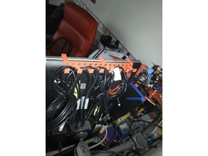 cable tidy (for flat screens)