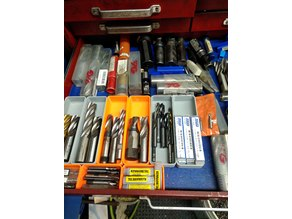 Tool Box Organizing Bins
