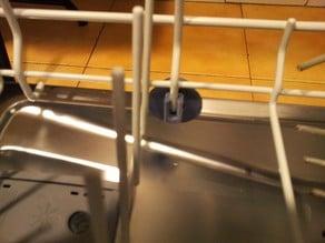 Wheel for dishwashers