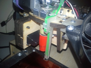 Auto leveling Probe for Printrbot Plus / LC