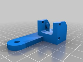 Geeetech Prusa i3 Pro X - Cable Chain Top Mount