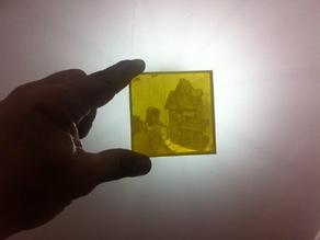 3d Printer Lithophane
