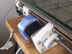 Fan(40mm) Mount for Stepper Motor(NEMA 17)