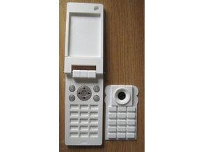 Yuno Gasai phone