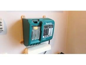 Makita DC18RA / DC18RC charger wall mount plug