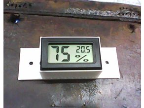 Thermometer-/Hygrometer Mount