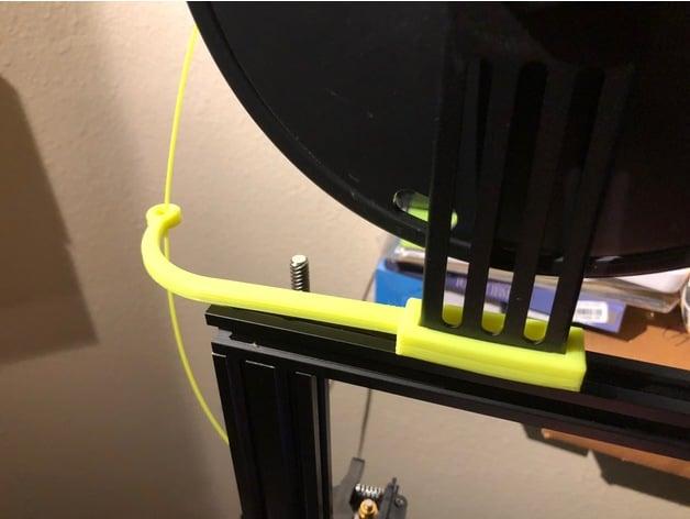 Ender 3 Filament Guide by MattEllison