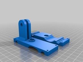 Dial indicator holder for print-bed calibration (da vinci 1.0)