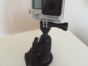Panavise 2 GoPro Adapter