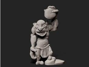 Troll - Orcs & Goblins - 28mm