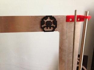 Mario's mushroom 8 bits