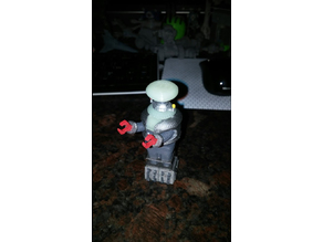 B9 Robot Head - SOLID