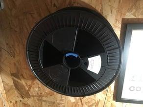 Support pour grosse bobine (2,3kg) et petite 1(kg)