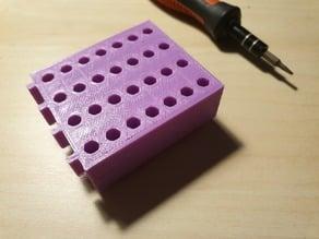 Hex Bits Case/ Cartridge (WIP)