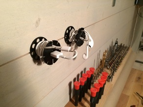 Apple cable organizer