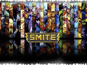 SMITE Logo 3D