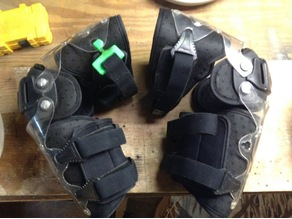Clip for Thor Force Knee Pads
