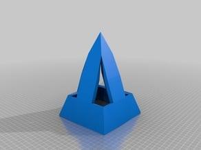 Pyramid Pattern001
