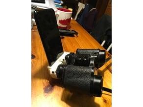 binoculars mount for iphone 7 plus