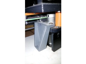 Anet A6. Corner for fixing the frame №2
