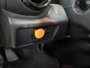 Mazda Miata MX5 ND Traction Control Button Extender
