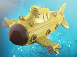 Submarine / Tauchboot / SeaExplorer