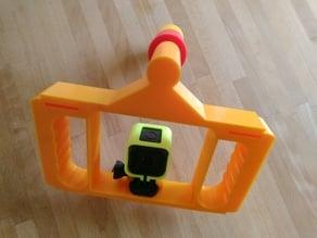Gopro skate clips mount