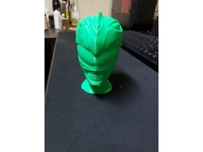 Green Power Ranger Helmet