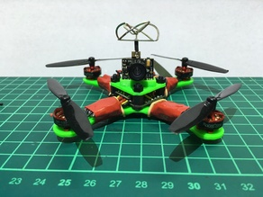 Ultra Light Brushless Micro Quad Frame
