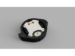 Mr.Roomba V1 Revised PlasticAntweight/Antweight Ring Spinner