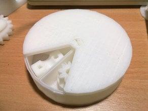 Parametric Round Box