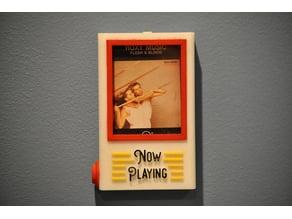 Pop-Up Cassette Box Display